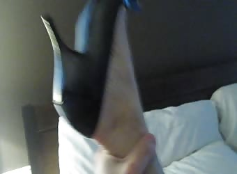 High Heels and a Squeaky Bed