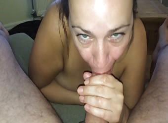 amateur cocksucking slut