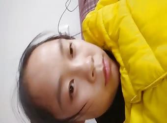 Chinese girl masturbations