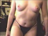 Hot MILF on cam (no audio)