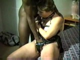 White man's wife drilled by well hung nerdy black guy