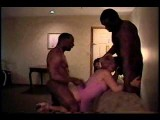 Wife gets punished by two black bulls part 1