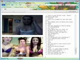 Lesbian chat orgy