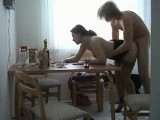 Hot amateur couple from Kiev