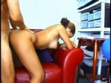 Exotic ebony amateur on cam