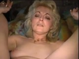 Mature wife and hubby extreme toying