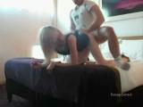 HomeMade Amateur Videosvery hot blonde fucking on webcam