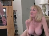 Melanie cuckolds for hubby