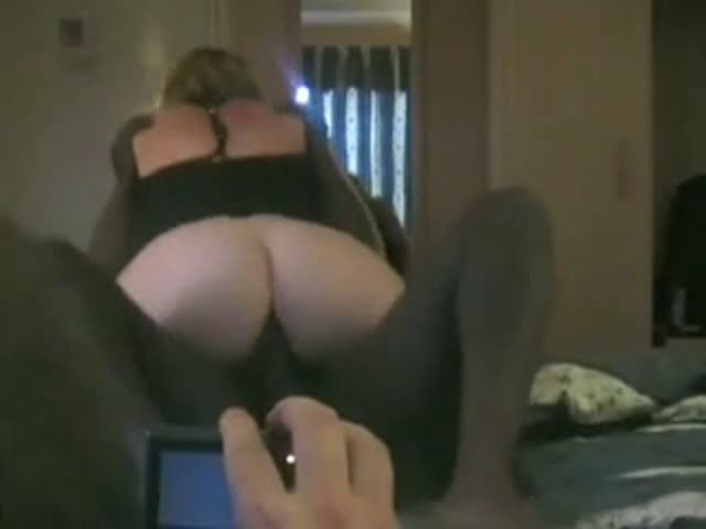 Hot wife in bondage