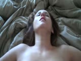 Finally got to creampie my wifes best friend