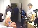 Mandingo party featuring Tracy the hottie wife