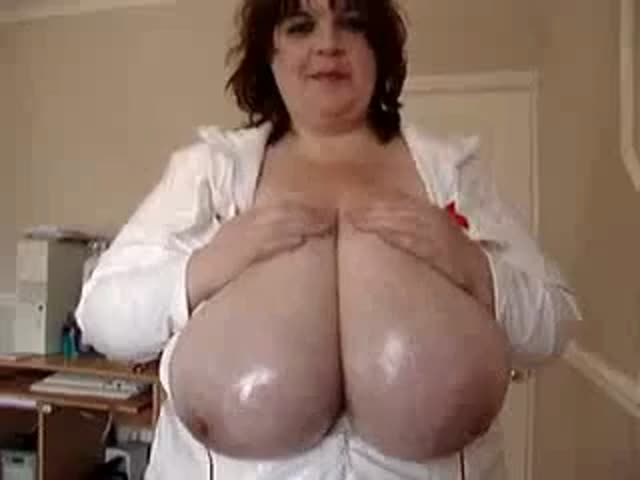 Big natural boobs cum