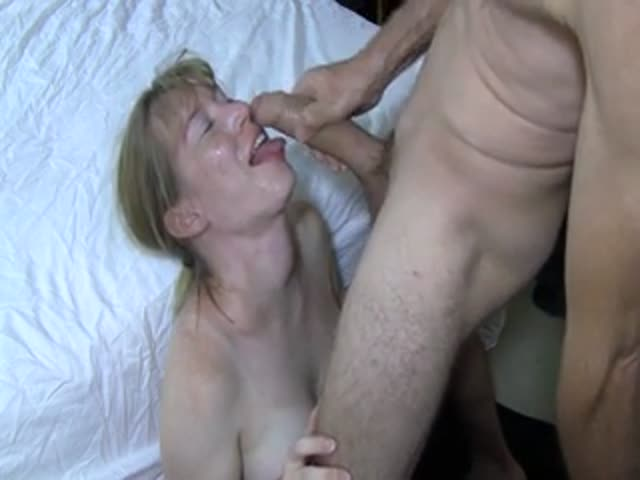 Wife takes large cock