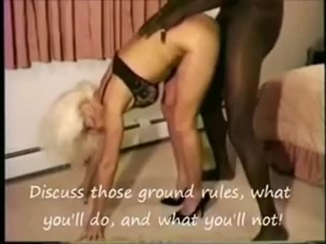 Slave bondage suck movie video