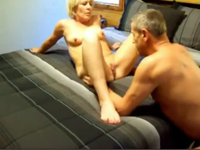 Super hot blonde solo