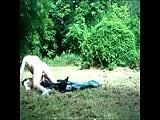 Naturalsex in forest