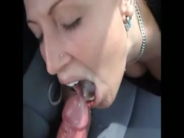 Blowjob mouth cum compilation