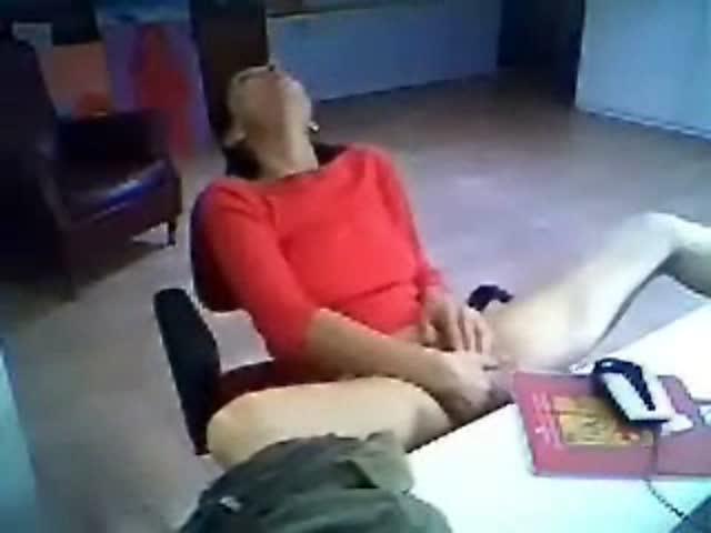 Babe Dildo Webcam Orgasm