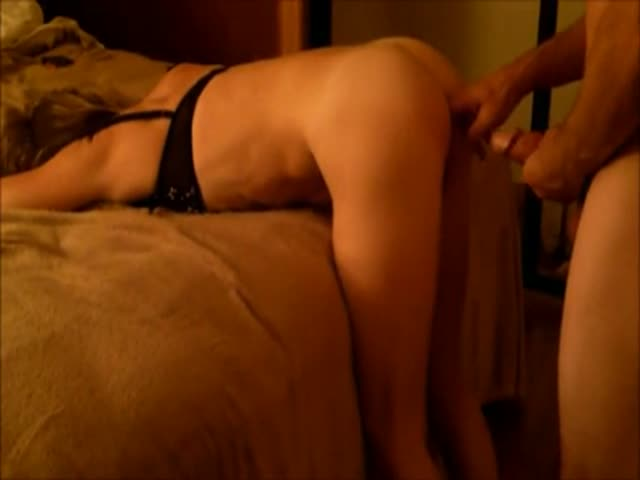 Anal Creampie Cheating Wife