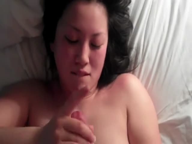 Wife gets cumshot magnificent