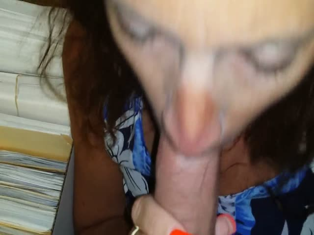 Latina Teen Sucks Dick Car