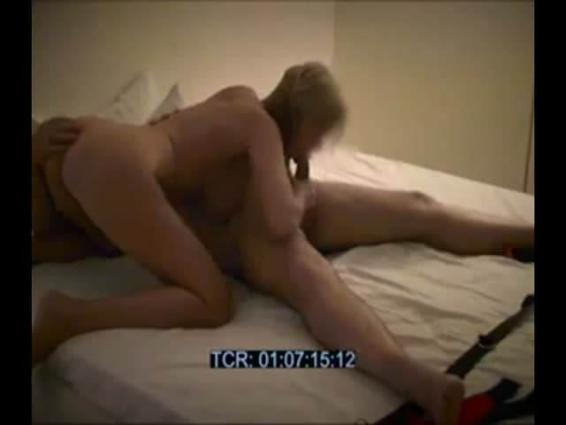Homemade Blonde Wife Blowjob