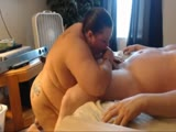 Squirting bbw cheating wife