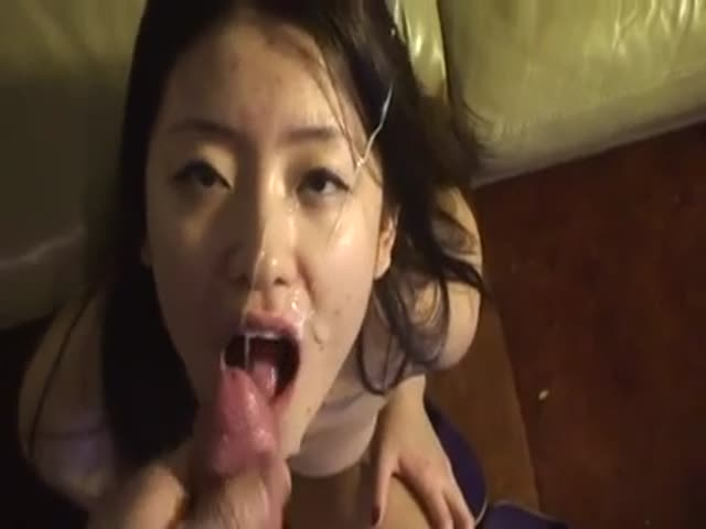 Chubby asian facialized-4536