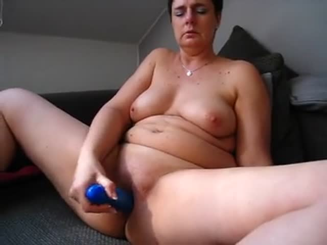 Toy play mature slutwife