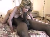 BBC whore Diana with a super sized black cock