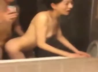 Fucking a divorced asian mature