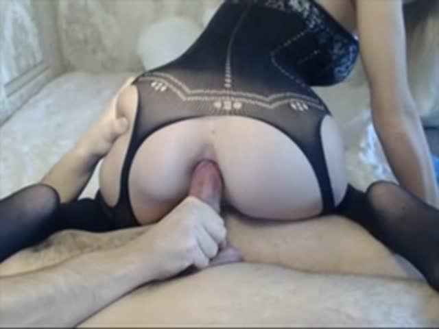 Sitting On Dick Anal