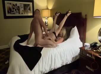 Awesome bigtits blonde fucking in hotel room