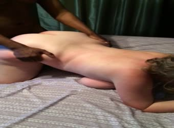 BBC properly fucks my BBW wife