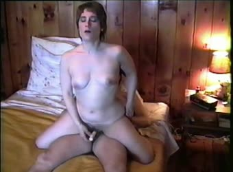 Michelle from Maine riding my cock