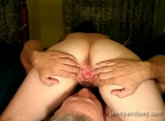 Pussy Eaten Fucked And Creamed