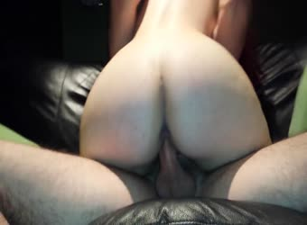 Wife riding friend's cock to hubby's delight