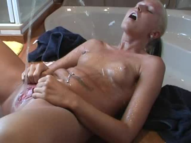 Handjob submission with cum