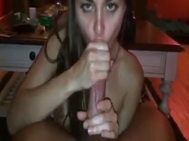 Teen cum in eye