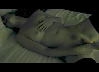 French couple cum together masturbation