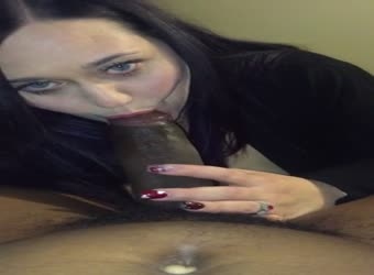 Awesome BBW sucks and tiffy fucks a BBC