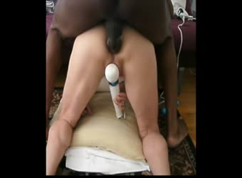 Cheating housewife gets ass fucked by black man