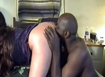 Hubby brings black man for his trailer park wife