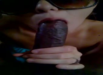 Teen proudly shows BBC CIM before swallowing it