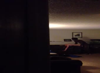 Spying on my wife with bbc pt2
