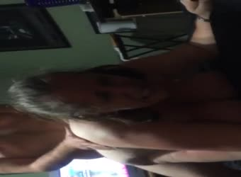 Screaming girl ass fucked with a couple