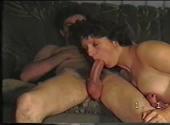 Retro Amateur Blowjob Home Video