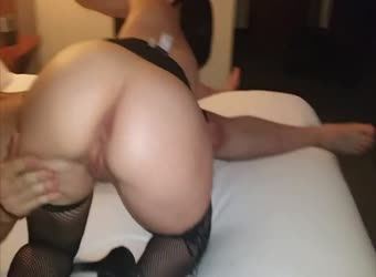 First time of my wife with stranger