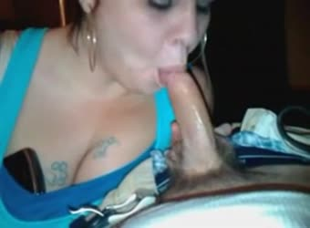 Teen cum slut gets her sperm reward