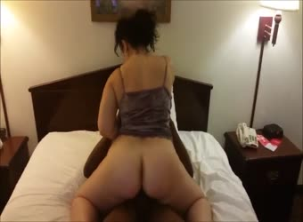 Husband has perfect view of BBC shared wife